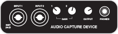 Audio capture ftue